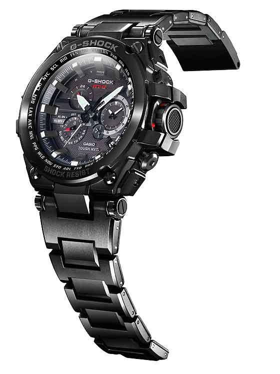 cc62f15f44710 Casio G-Shock MTGS1000BD-1A - black IP steel