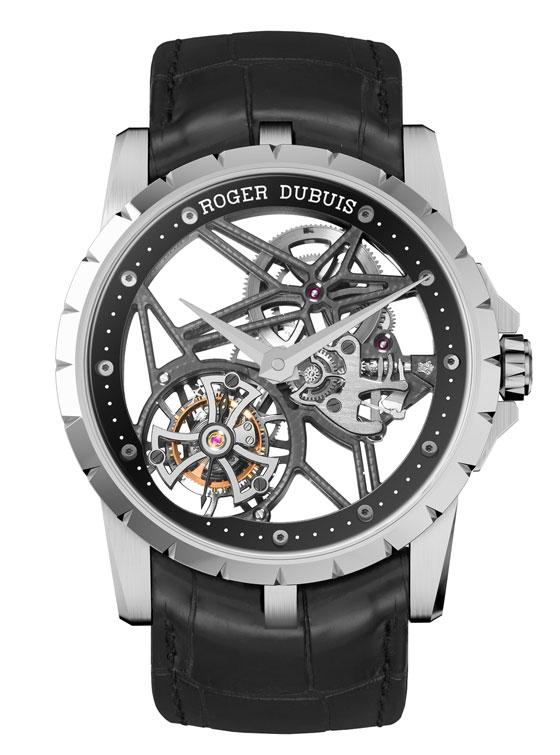 Roger Dubuis Excalibur 42 Squelette