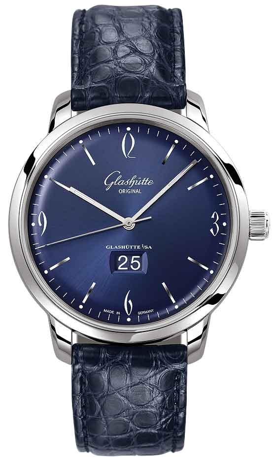 Glashutte Original Sixties Panorama Date - hero