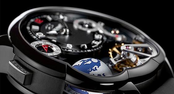 Greubel Forsey GMT Black GF05