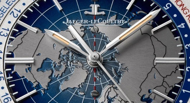 JLC Geophysic Universal Time - dial