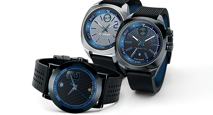 Movado Jeter watches slider