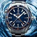 Omega Seamaster Planet Ocean GoodPlanet - front