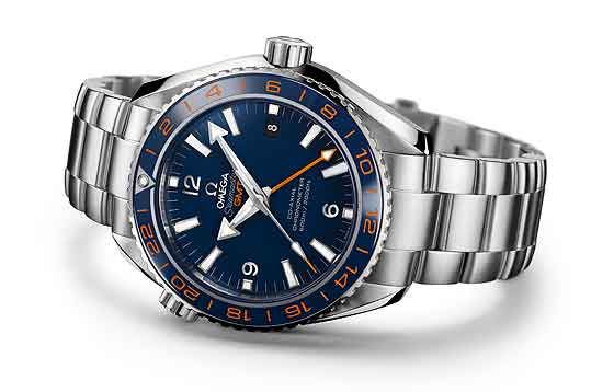 www.watchtime.com | watch to watch  | Omega Seamaster Planet Ocean 600M GoodPlanet | Omega Seamaster PO GoodPlanet side 560