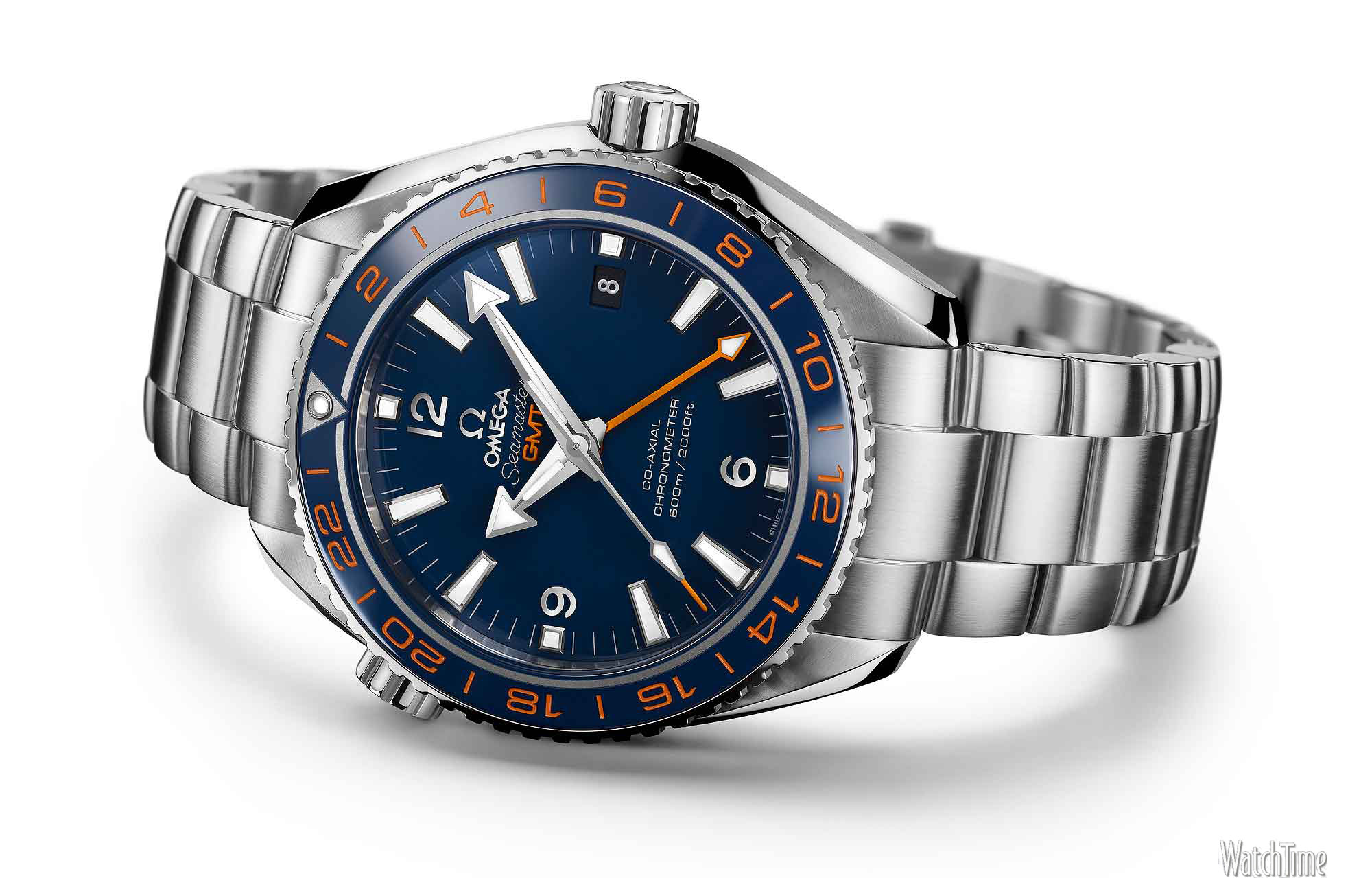 Omega seamaster planet ocean 600m goodplanet watchtime usa 39 s no 1 watch magazine for Omega watch seamaster
