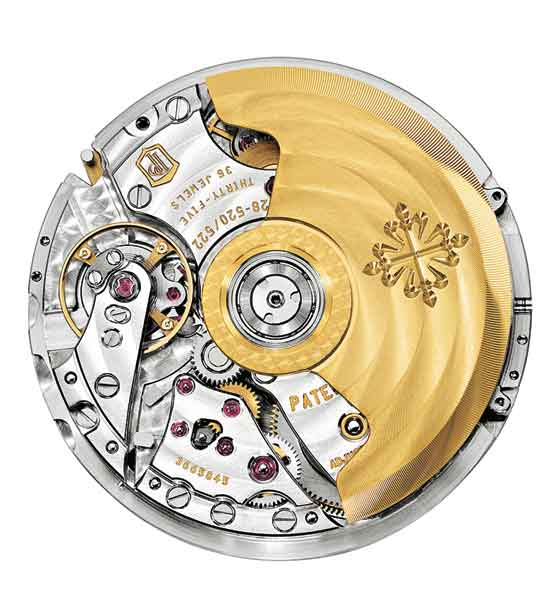 www.watchtime.com | watch to watch  | Patek Philippe Ref. 5980 Nautilus Chronograph | Patek Philippe Caliber CH 28 520 C 560