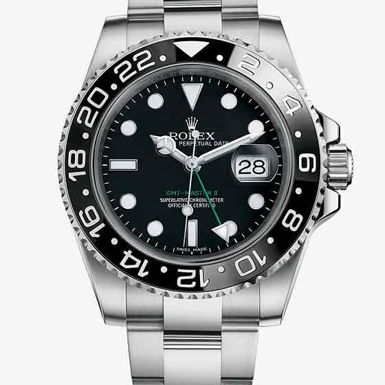 Rolex GMT Master II Ref. 116710-LN - green