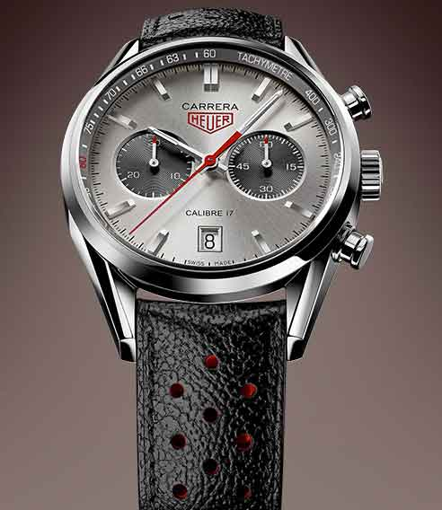 TAG Heuer Carrera Jack Heuer 80th Edition
