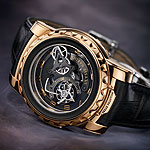 Ulysse Nardin Freak Phantom - reclining
