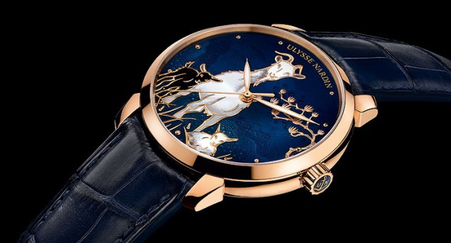 Ulysse Nardin Classico Year of the Goat