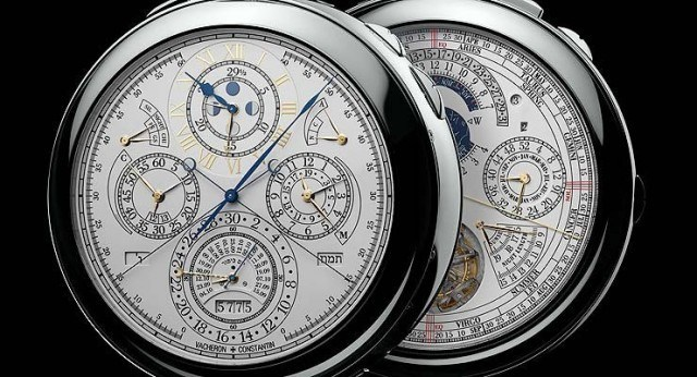 Vacheron Reference 57260 - slider