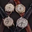 Vintage Jaeger-LeCoultre watches