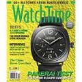 WatchTime Sept-Oct 2013 Cover