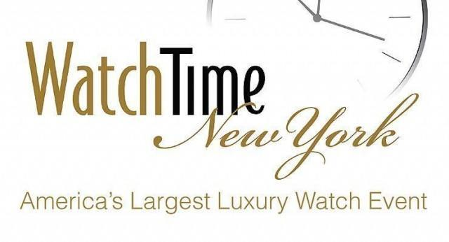 Watchtime New York event logo