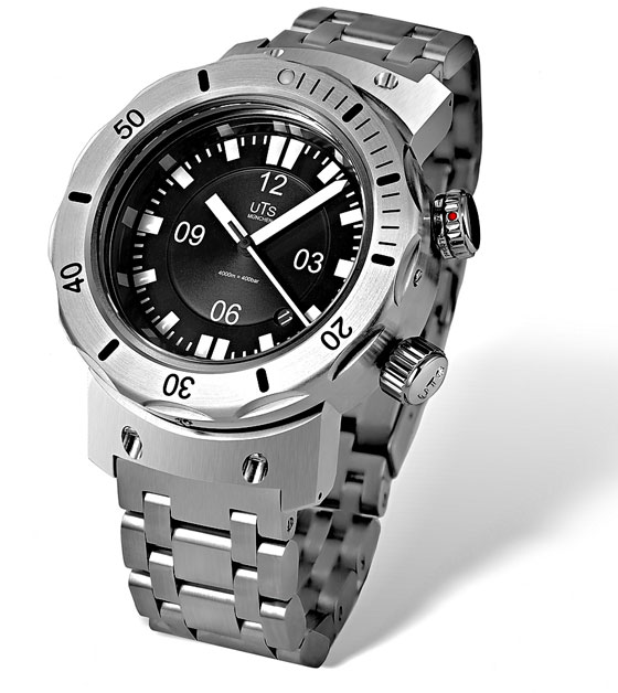 indiegogo diver projects titanium dive minus watch fashion an automatic watches