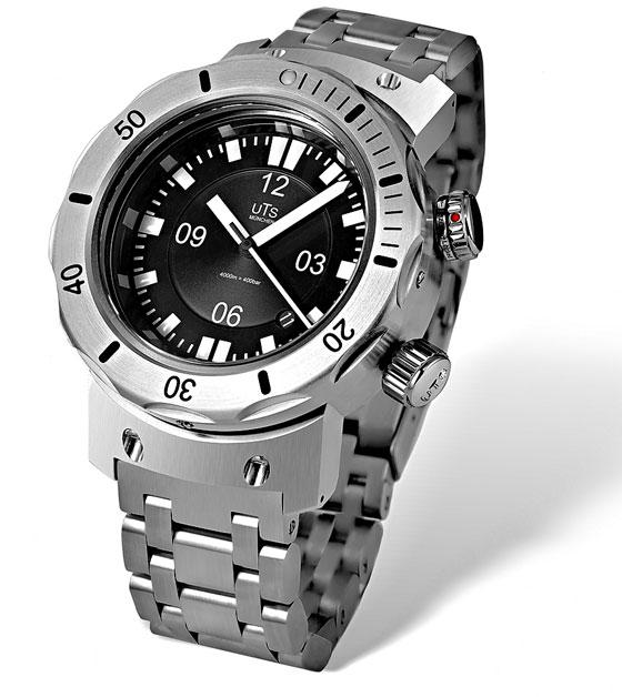 Les 10 meilleures montres de plongée que vous ne connaissez pas... Uts4000
