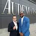 AP's Francois-Henry Bennahmias & LeBron James