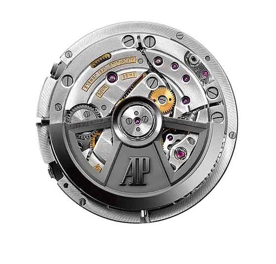 Audemars Piguet's chronograph Caliber 3126/3840