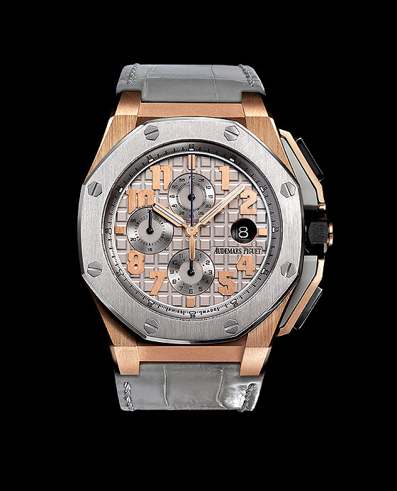 Audemars Piguet Royal Oak Offshore LeBron James - front