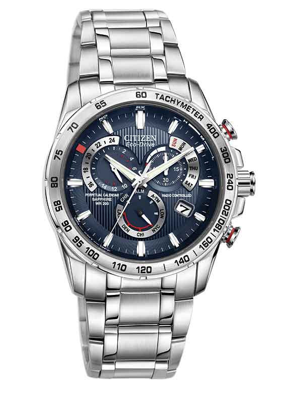 Citizen Limited Edition Perpetual Chrono A.T