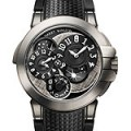 Harry Winston Ocean Dual Time - front