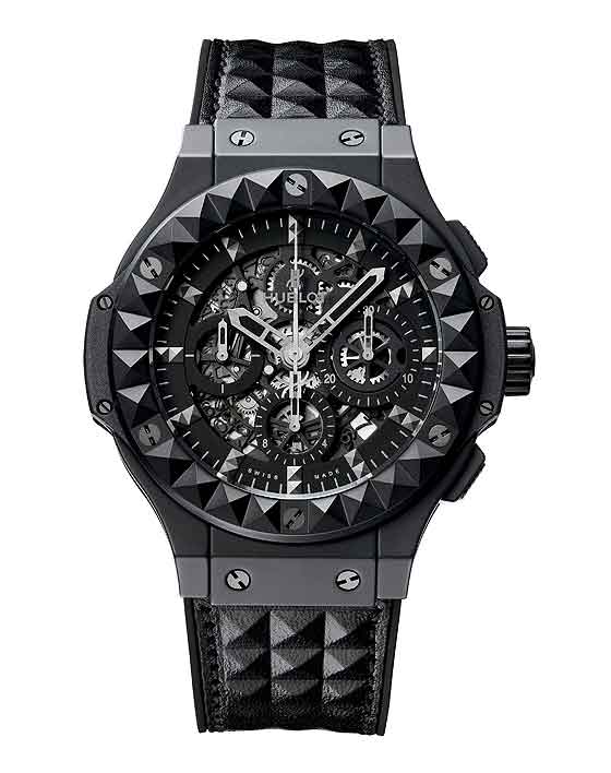 Hublot Big Bang Depeche Mode - front