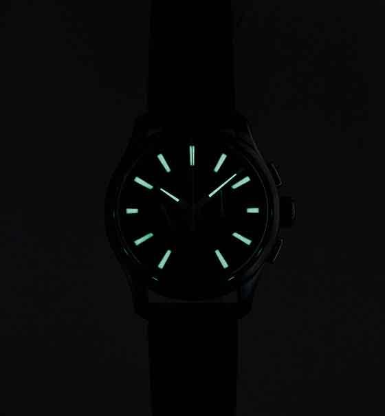Zenith Captain Pilot Chronograph - dark