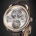 Hermes Arceau Lift flying tourbillon