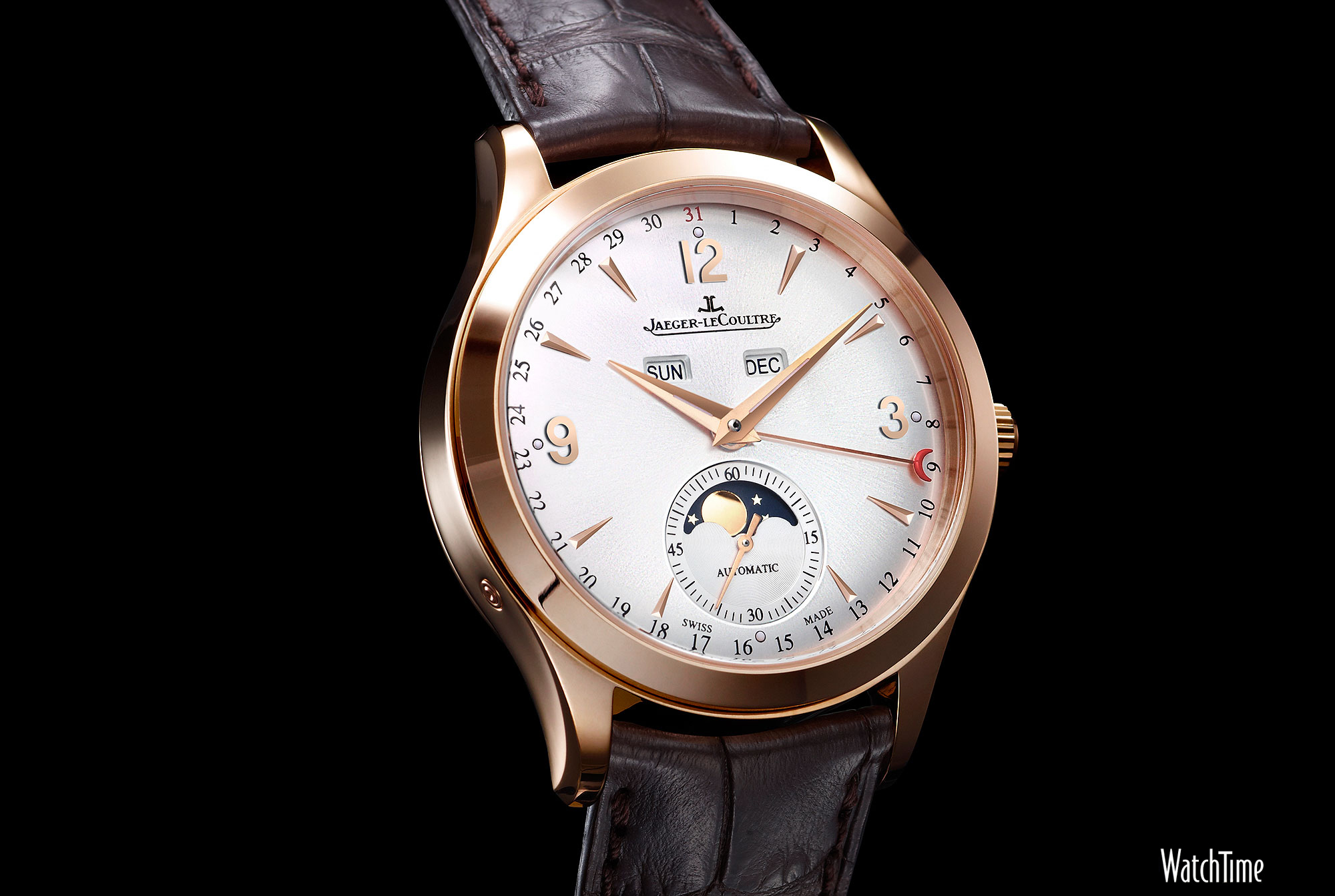 Watch Wallpaper: 7 Moon-Phase Timepieces › WatchTime - USA's No.1 ...