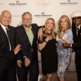 Michele Sofisti of Girard-Perregaux, David-Rockefeller, Susan-Rockefeller, Nancy Hunt, and Nile-Rodgers