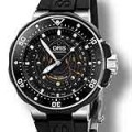 Oris ProDiver Pointer Moon - front