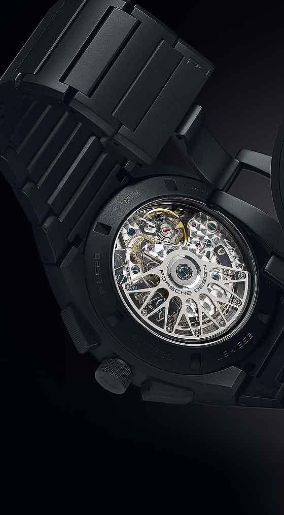 Watch Test Porsche Design P6620 Dashboard Watchtime Usas No1