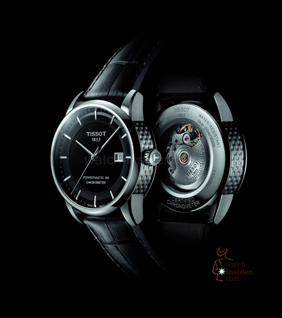 Watch Insider Tissot Offers Automatic 80 Hour Movements At