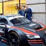 Tudor Audi at Wempe Jewelers