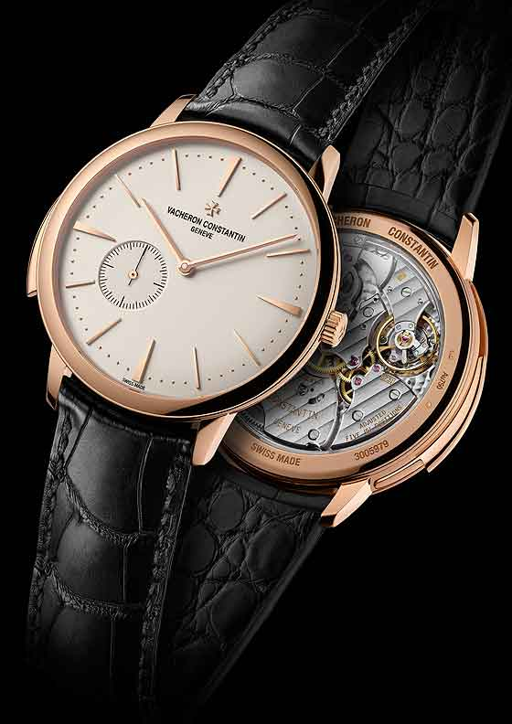 Vacheron Constantin Patrimony Contemporaine Ultra-Thin Calibre 1731 - front-back
