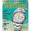 WatchTime Nov-Dec 2013 Cover