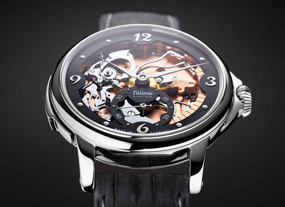 Tutima Hommage Minute Repeater