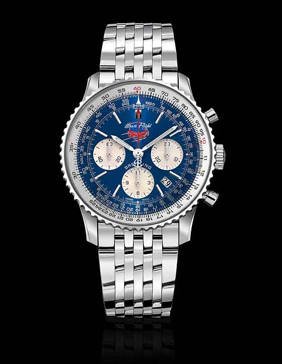 Breitling Honor Flight Navitimer - Front