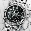 Oris World Timer watch