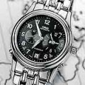 Oris World Timer watch