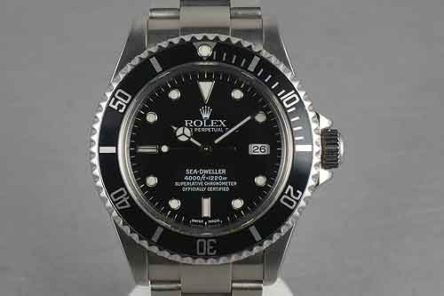 Rolex replica Sea-Dweller