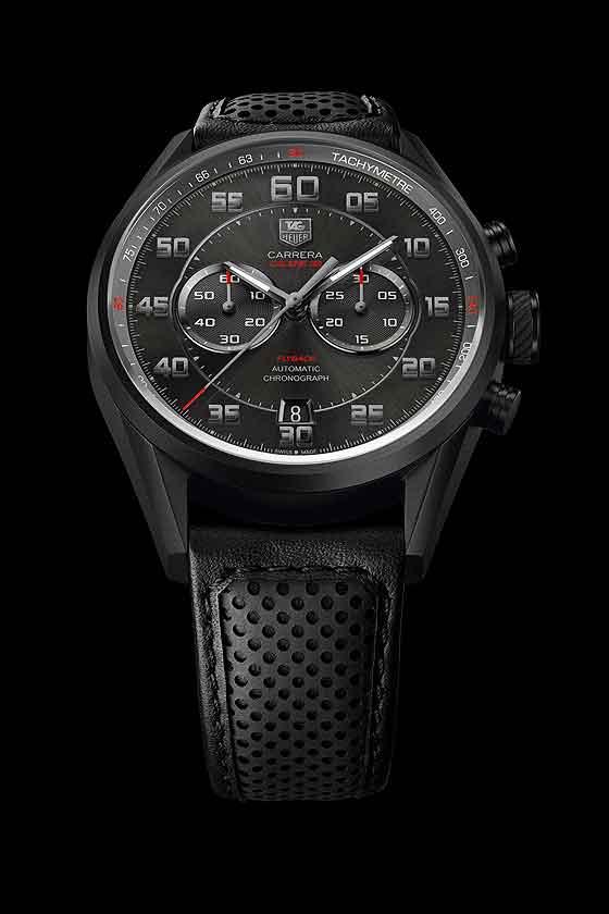 TAG Heuer Carrera Calibre 36 Flyback Chrono Racing