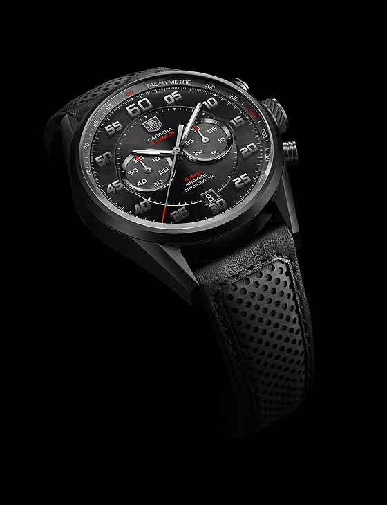 4ef80d7f5e7 TAG Heuer Carrera Calibre 36 Flyback Racing | WatchTime - USA's No.1 ...