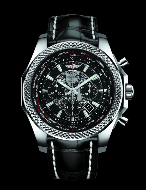 watch insider my top 15 world time watches › watchtime usa s no breitling for bentley b05 unitime