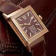 Jaeger-LeCoultre Grande Reverso Ultra-Thin 1931- Chocolate dial