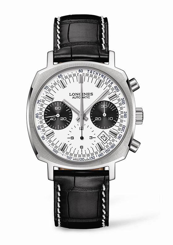 Longines Heritage 1973 - white dial