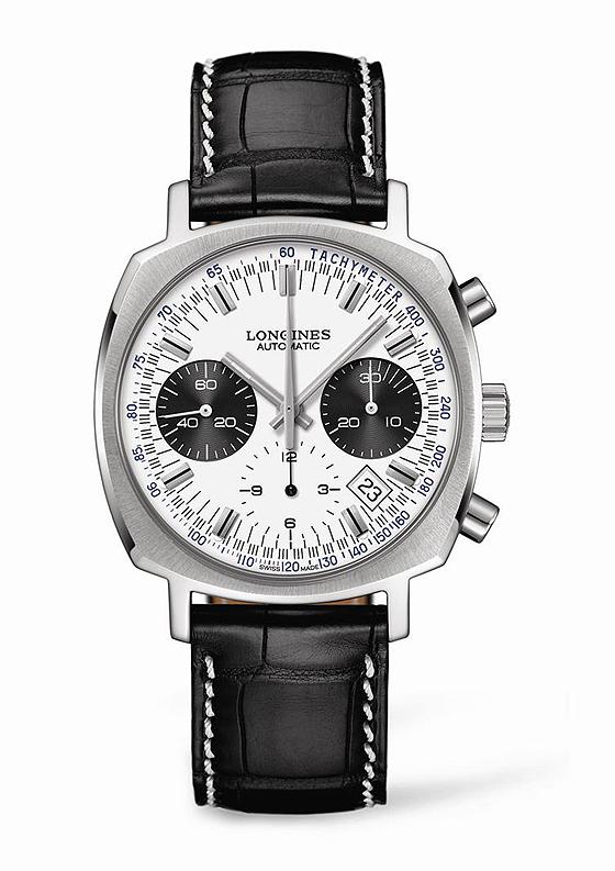Longines Heritage 1973 - white dial