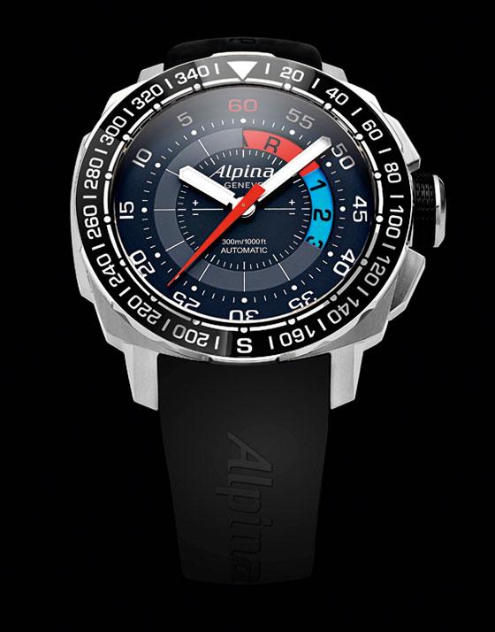 Alpina Sailing Yachttimer Countdown