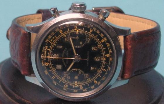 Voormalig Stalag Luft 3 F / Lt Gerald Imeson's Rolex