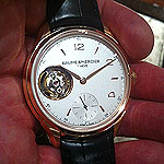 Baume & Mercier Clifton Flying Tourbllon